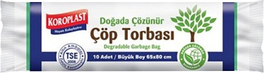 koroplast-dogada cozunur torba